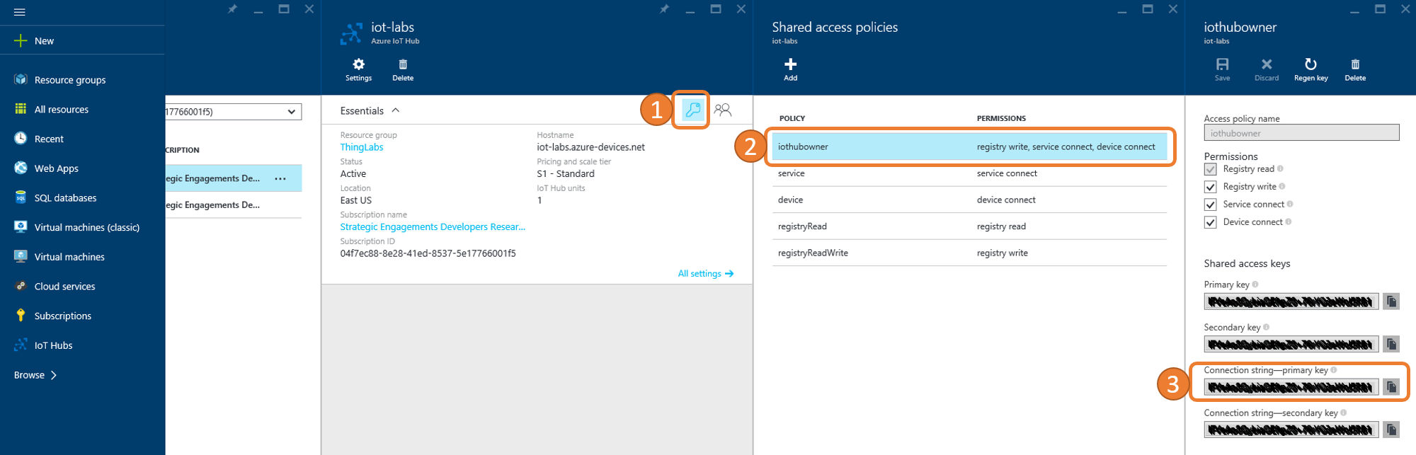 Setting Up Azure IoT Hub