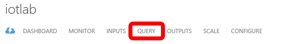 Create the query